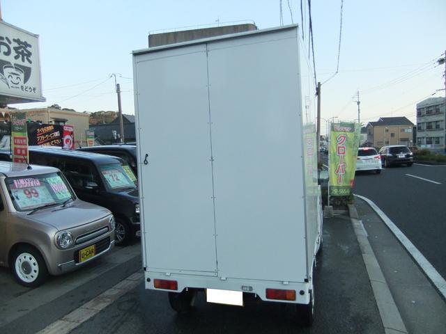 キッチンカー パネル板 移動販売車(6枚目)