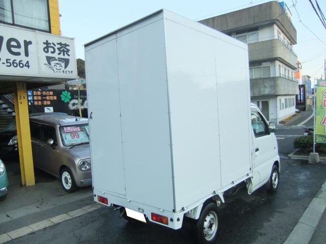 キッチンカー パネル板 移動販売車(7枚目)