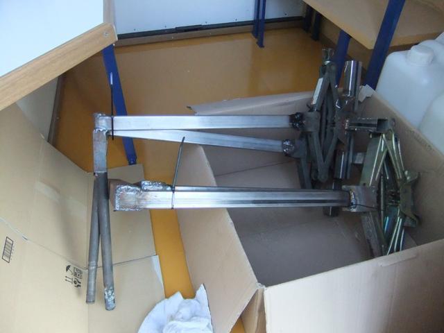 キッチンカー パネル板 移動販売車(10枚目)