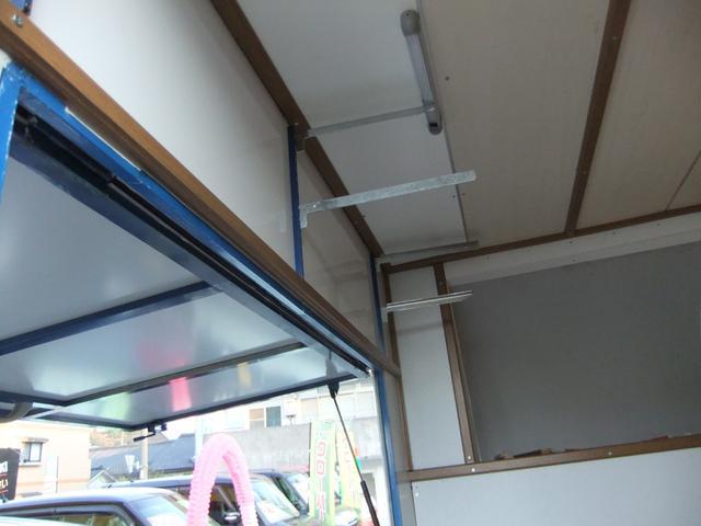 キッチンカー パネル板 移動販売車(14枚目)