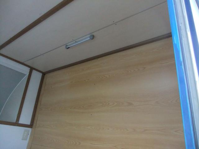 キッチンカー パネル板 移動販売車(15枚目)