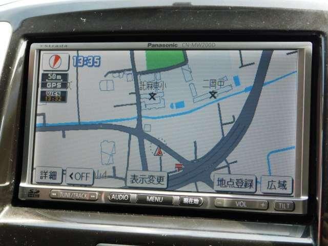 S SDナビ フルセグ 両側パワースライドドア HIDライト(6枚目)