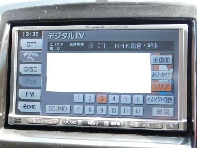 S SDナビ フルセグ 両側パワースライドドア HIDライト(7枚目)