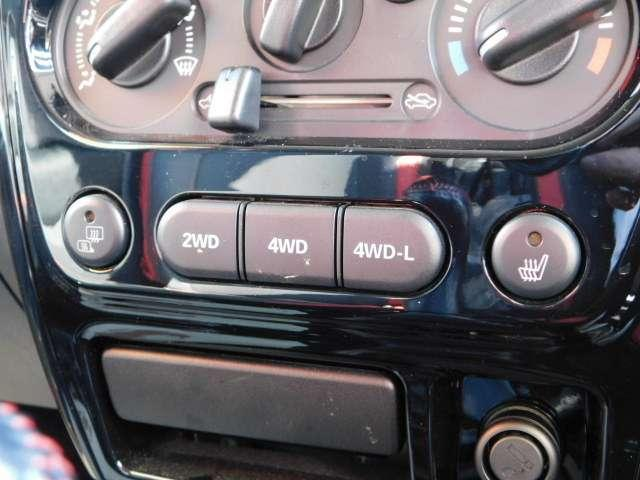 クロスアドベンチャー 4WD シートヒーター キーレス(12枚目)