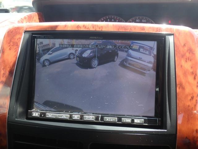 Si アルパイン8型HDDナビTV バックカメラ 両側Pスラ(17枚目)