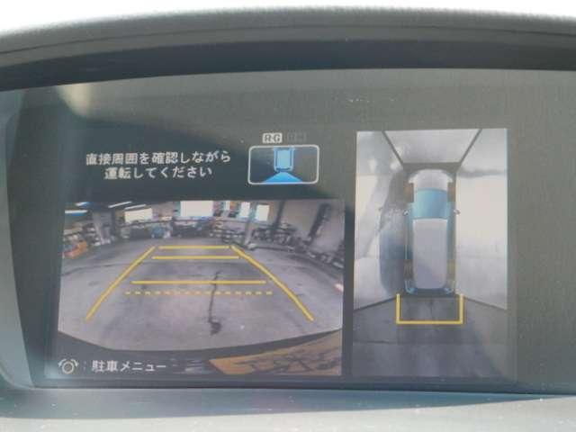 アブソルート 純正HDDナビTV 全方位カメラ 7人乗り(4枚目)