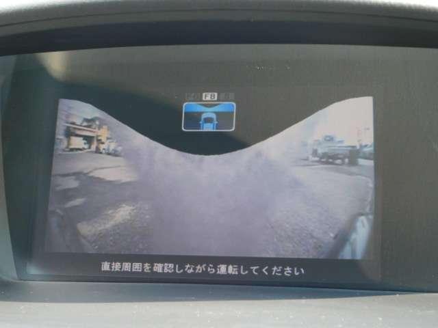 アブソルート 純正HDDナビTV 全方位カメラ 7人乗り(6枚目)