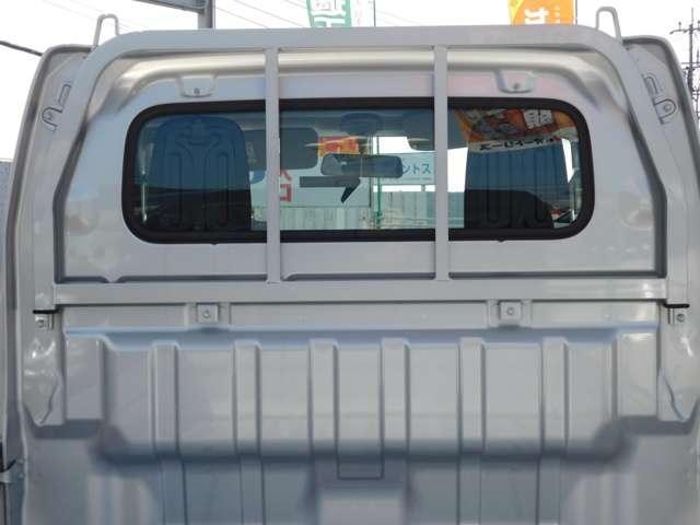 KCエアコン・パワステ 4WD 3方開 5速マニュアル(7枚目)