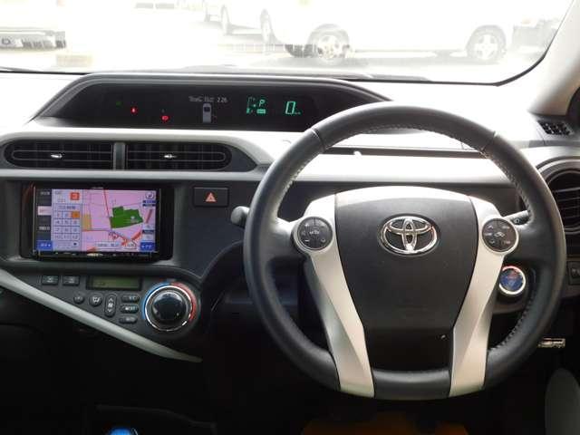 S イクリプスSDナビ・フルセグTV・CD・DVD・ETC・フロントシートヒーター付き・社外ドライブレコーダー・オートA/C・リヤスポイラー・純正15インチアルミ(3枚目)