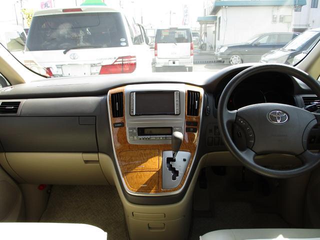 トヨタ アルファードV AX Lエディション 自動ドア ナビ バックモニター ETC