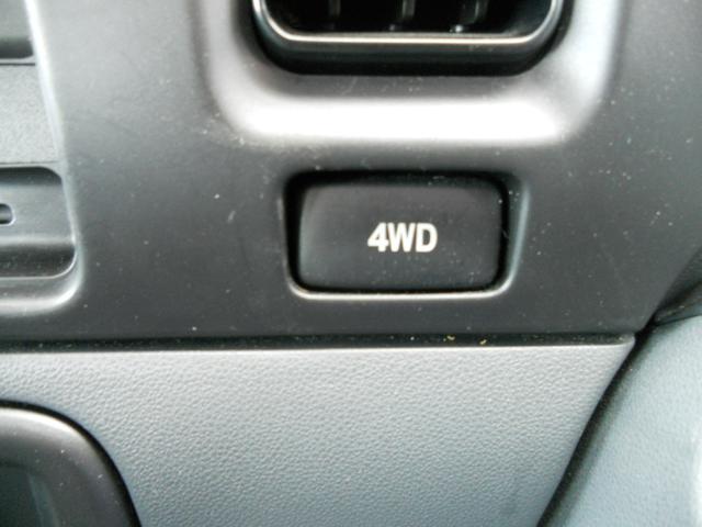 ダイハツ ハイゼットカーゴ DX 4WD ナビ テレビ パワーウインド  キーレス