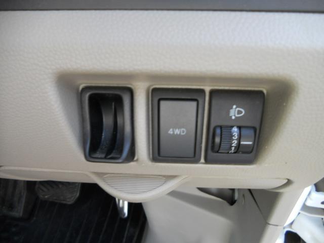 マツダ スクラム PC 4WD パワーウインド キーレス プライバシーガラス