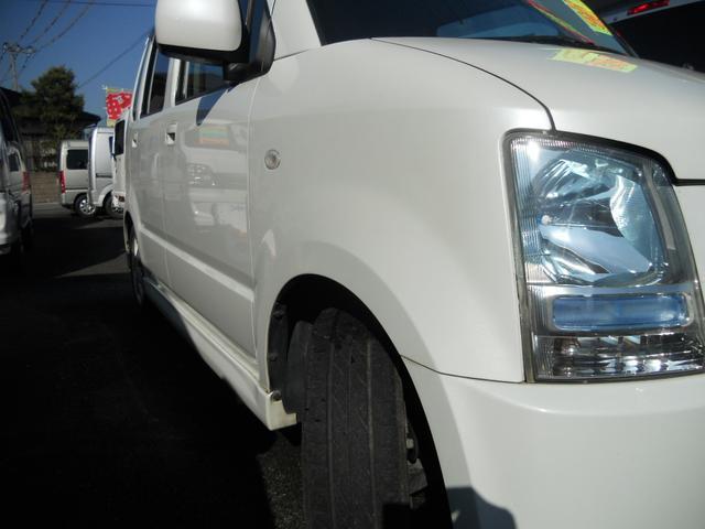 スズキ ワゴンR FX-Sリミテッド ナビ 地デジ ETC キーレス エアロ