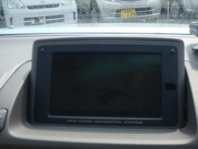 トヨタ プログレ NC250 ウォールナットパッケージ 純正ナビ バックカメラ