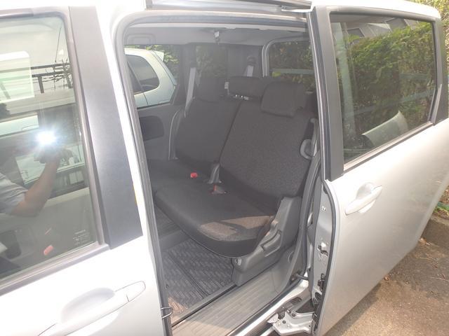 トヨタ シエンタ X Lパッケージ SDナビ ETC 左側パワスラ
