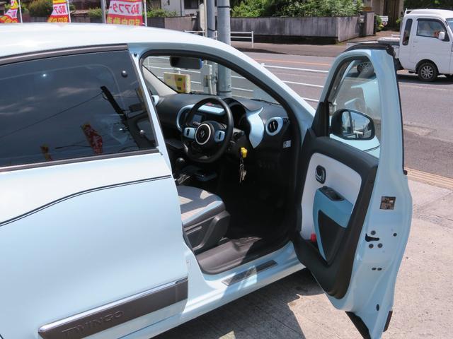 「ルノー」「 トゥインゴ」「コンパクトカー」「鹿児島県」の中古車10