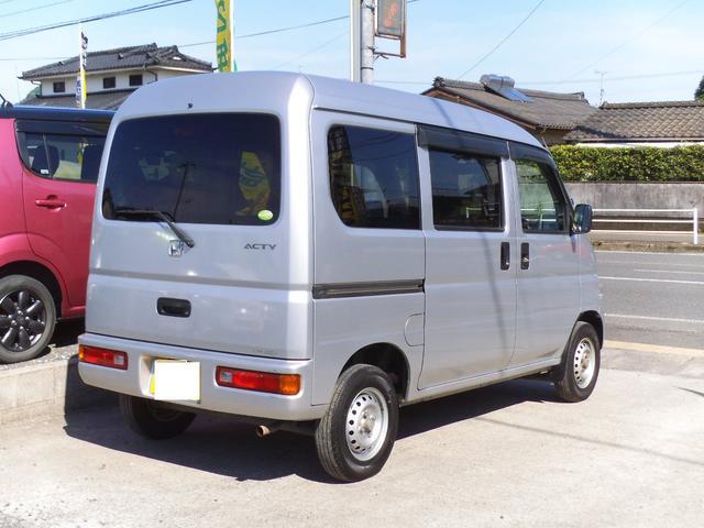 「ホンダ」「アクティバン」「軽自動車」「鹿児島県」の中古車4