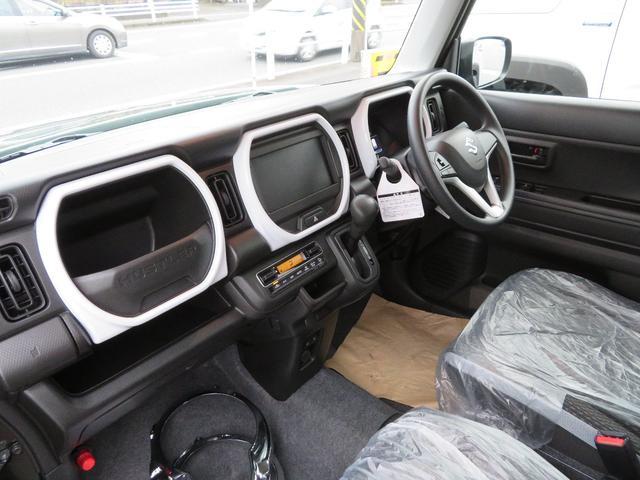 ハイブリッドG DAMD コンプリートカー CARABINA カラビナ 届出済未使用車 スズキセーフティサポート プッシュスタート&キーフリーキー  シートヒーター(13枚目)