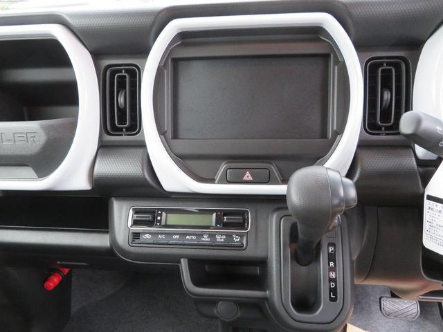 ハイブリッドG DAMD コンプリートカー CARABINA カラビナ 届出済未使用車 スズキセーフティサポート プッシュスタート&キーフリーキー  シートヒーター(14枚目)