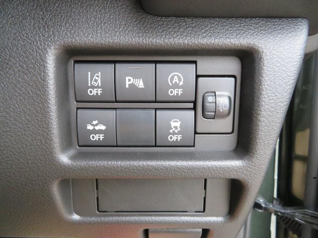 ハイブリッドG DAMD コンプリートカー CARABINA カラビナ 届出済未使用車 スズキセーフティサポート プッシュスタート&キーフリーキー  シートヒーター(17枚目)