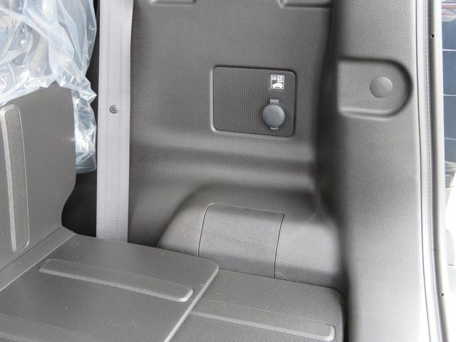 ハイブリッドG DAMD コンプリートカー CARABINA カラビナ 届出済未使用車 スズキセーフティサポート プッシュスタート&キーフリーキー  シートヒーター(24枚目)