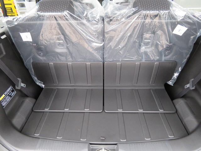 ハイブリッドG DAMD コンプリートカー CARABINA カラビナ 届出済未使用車 スズキセーフティサポート プッシュスタート&キーフリーキー  シートヒーター(25枚目)