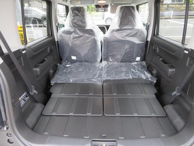ハイブリッドG DAMD コンプリートカー CARABINA カラビナ 届出済未使用車 スズキセーフティサポート プッシュスタート&キーフリーキー  シートヒーター(27枚目)