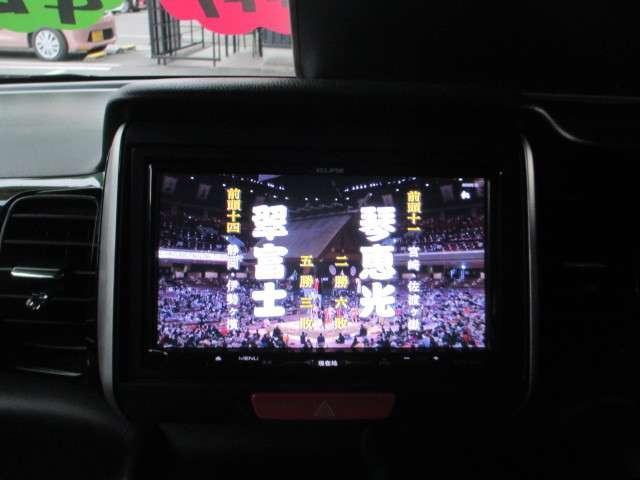 G・Lパッケージ 走行41000km ナビ フルセグTV バックカメラ ETC 左側パワースライドドア HID 純正AW スマートキー プッシュスタート CD/DVD(9枚目)