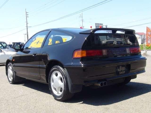 ホンダ CR-X SiR ALB装着車 ワンオーナー ノーマル車 5速