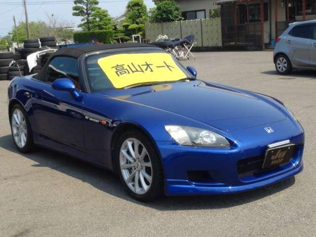 ホンダ S2000 新品ホロ 17アルミホイール ローダウン