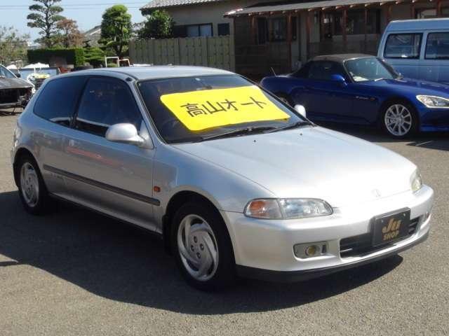 「ホンダ」「シビック」「コンパクトカー」「宮崎県」の中古車2