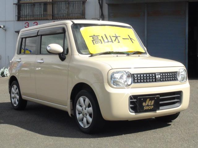 「スズキ」「アルトラパン」「軽自動車」「宮崎県」の中古車4