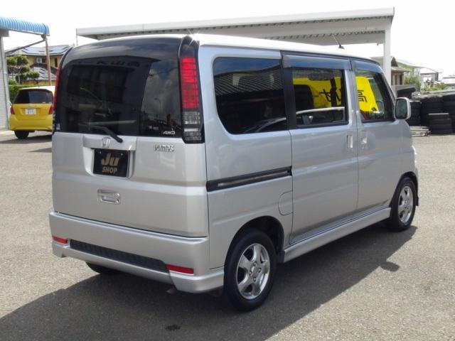 「ホンダ」「バモス」「コンパクトカー」「宮崎県」の中古車9
