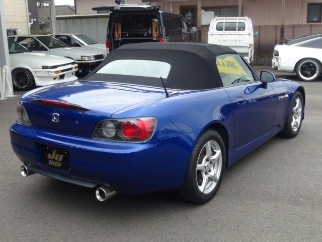 「ホンダ」「S2000」「オープンカー」「宮崎県」の中古車8