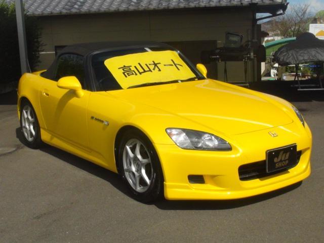 「ホンダ」「S2000」「オープンカー」「宮崎県」の中古車6