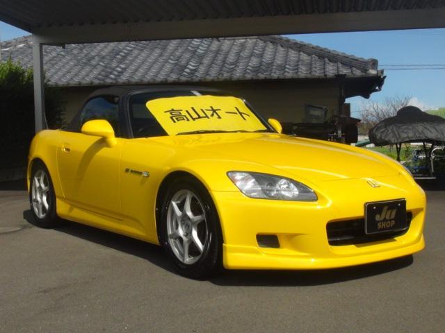 「ホンダ」「S2000」「オープンカー」「宮崎県」の中古車7