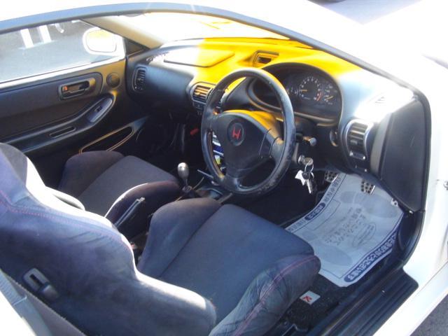 タイプR後期型98スペック ワンオーナー ノーマル車(14枚目)
