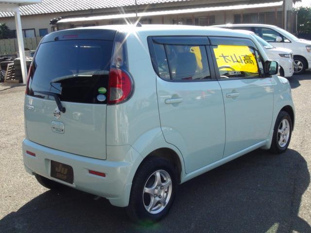 「日産」「モコ」「コンパクトカー」「宮崎県」の中古車7