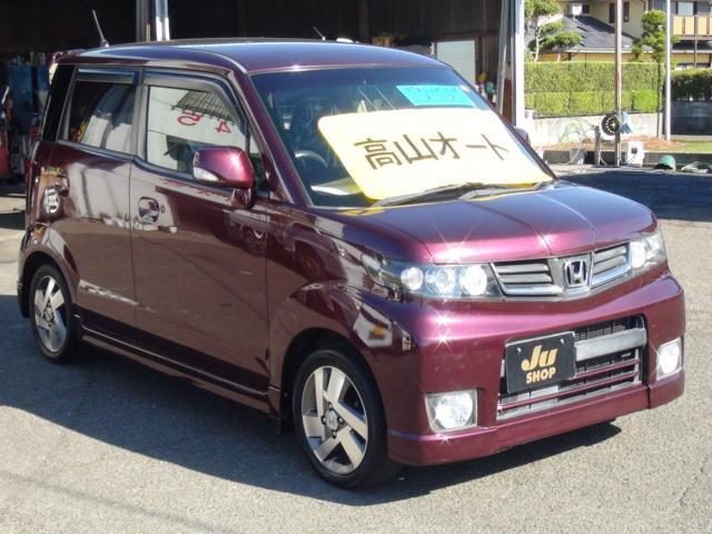 「ホンダ」「ゼストスパーク」「コンパクトカー」「宮崎県」の中古車2