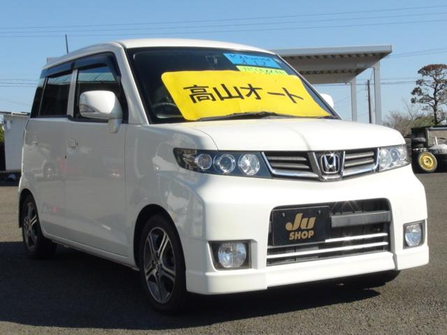 「ホンダ」「ゼストスパーク」「コンパクトカー」「宮崎県」の中古車4