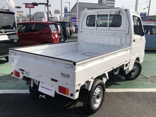 660 KC エアコン・パワステ 農繁仕様 3方開 4WD(2枚目)