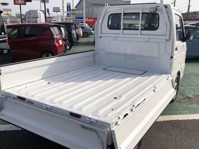 660 KC エアコン・パワステ 農繁仕様 3方開 4WD(17枚目)