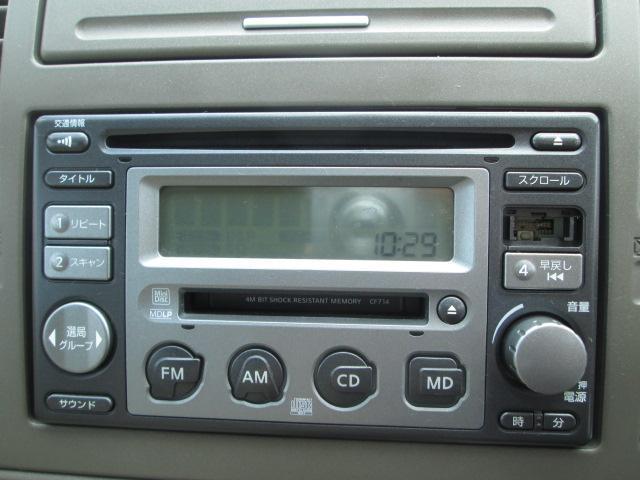 日産 ティーダラティオ 15S キーレス CD