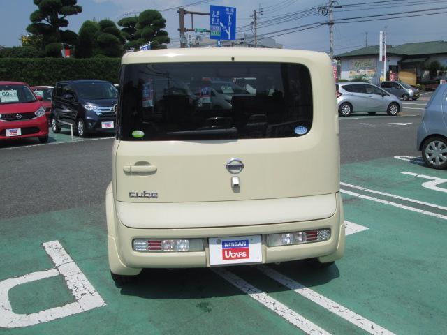 「日産」「キューブ」「ミニバン・ワンボックス」「熊本県」の中古車9