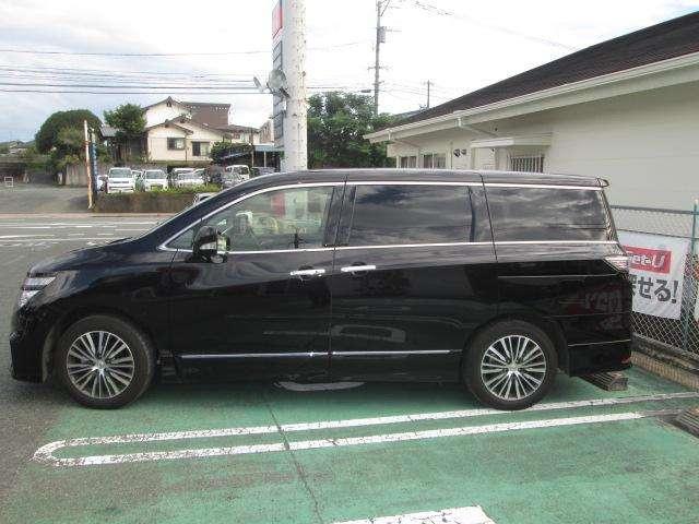 「日産」「エルグランド」「ミニバン・ワンボックス」「熊本県」の中古車7