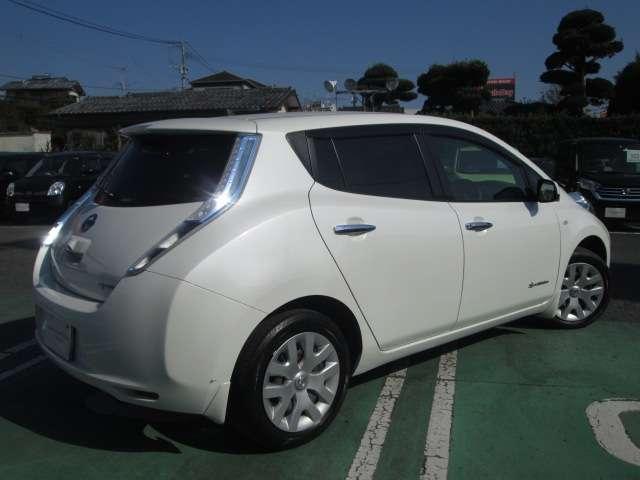 「日産」「リーフ」「コンパクトカー」「熊本県」の中古車2