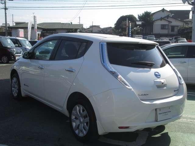 「日産」「リーフ」「コンパクトカー」「熊本県」の中古車7