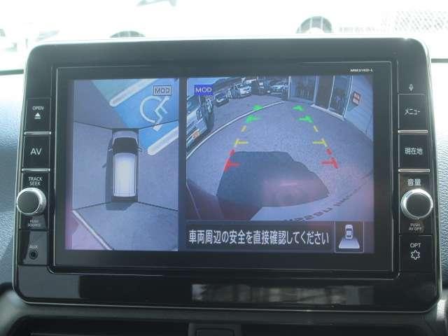ハイウェイスター X 新車保証継承 9インチナビ 音楽録音 アラウンドビューモニター(10枚目)