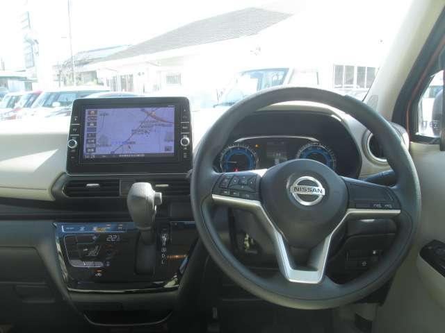 X 新車保証継承 9インチナビ アラウンドビューモニター(8枚目)