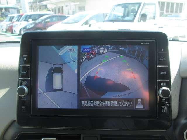 X 新車保証継承 9インチナビ アラウンドビューモニター(11枚目)
